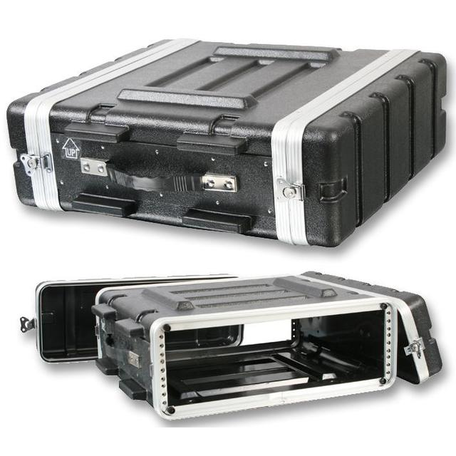 19 inch Rack ABS Flight Case - 3U