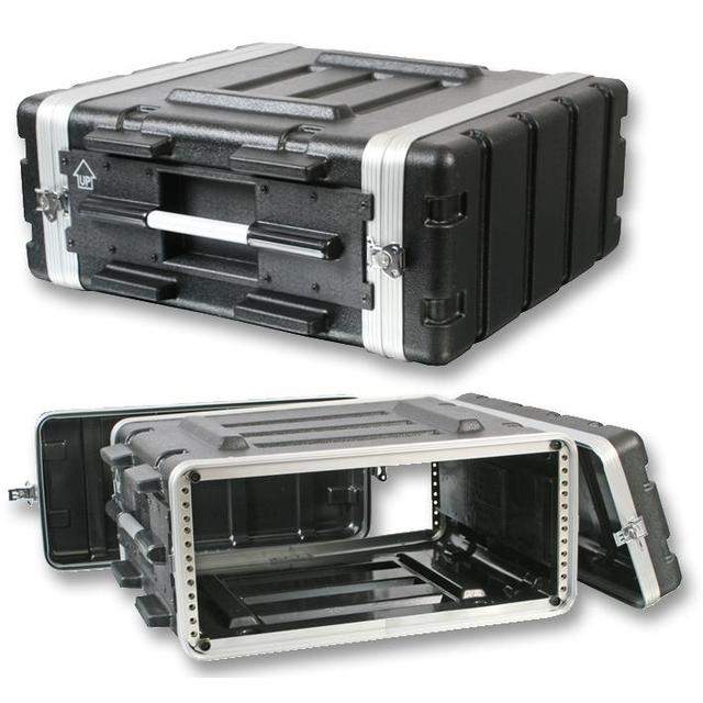 19 inch Rack ABS Flight Case - 4U