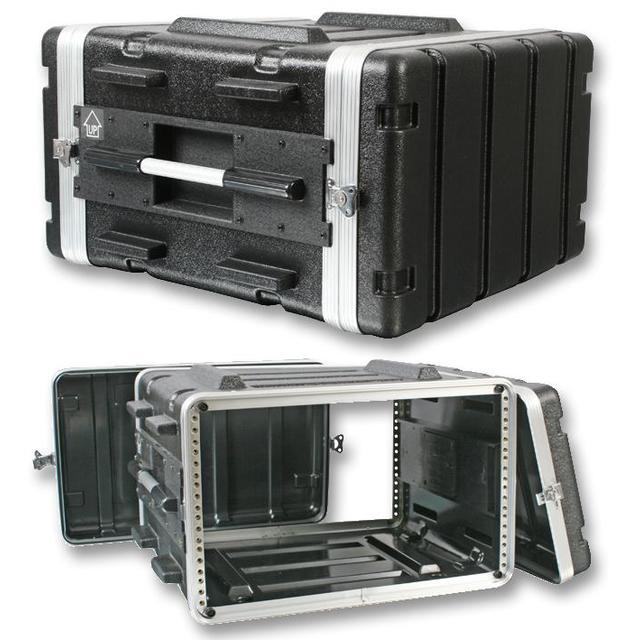 19 inch Rack ABS Flight Case - 6U