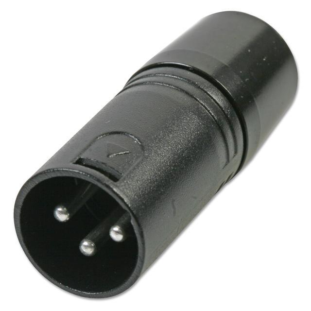 3 Pin XLR DMX Terminator (2 Pack)