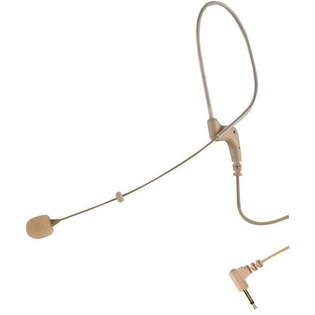 Earhook Microphone with 3.5mm Jack Plug