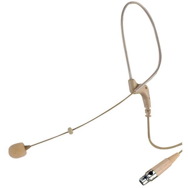 Earhook Microphone with 4 Pin Mini XLR Socket