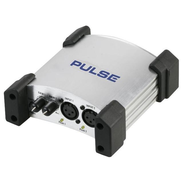 2 Channel Microphone Pre Amplifier