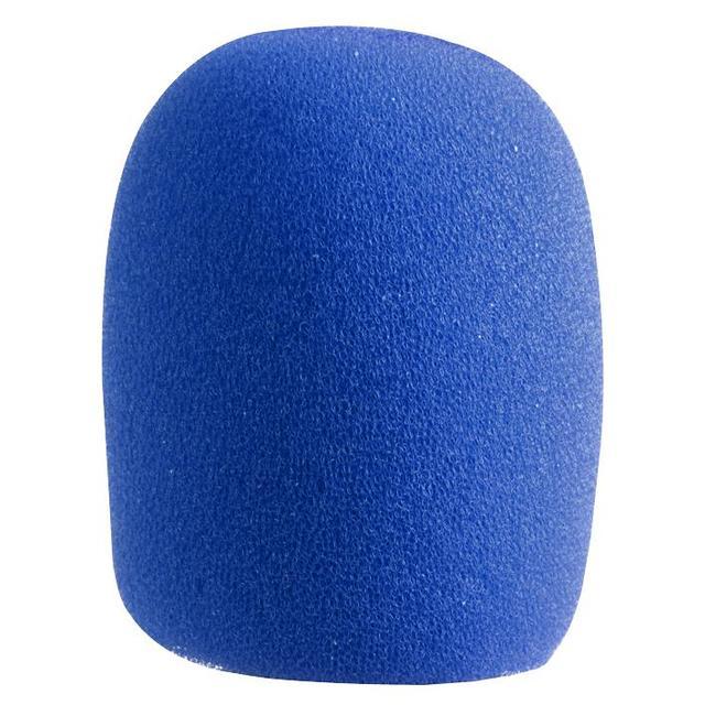 Microphone Windshield, Blue