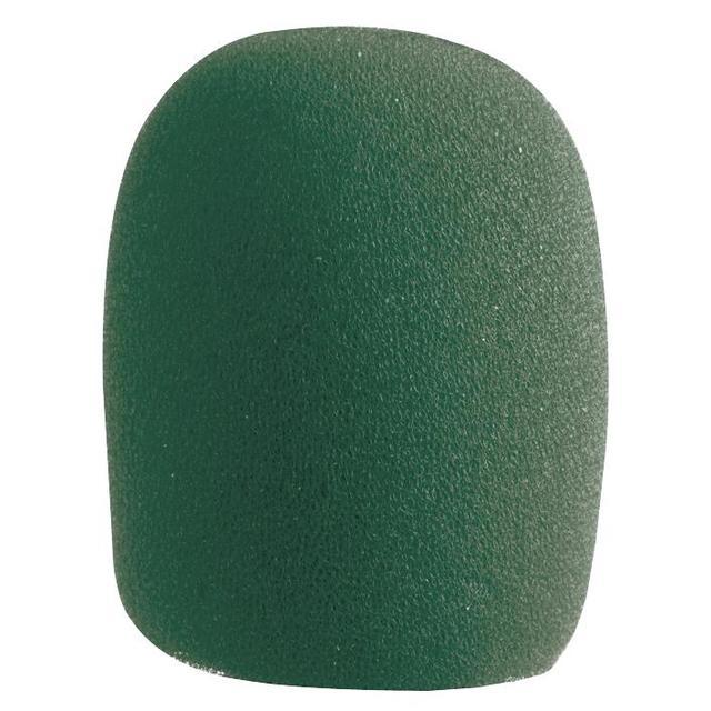 Microphone Windshield, Green