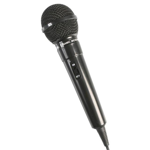 Budget Dynamic Microphone