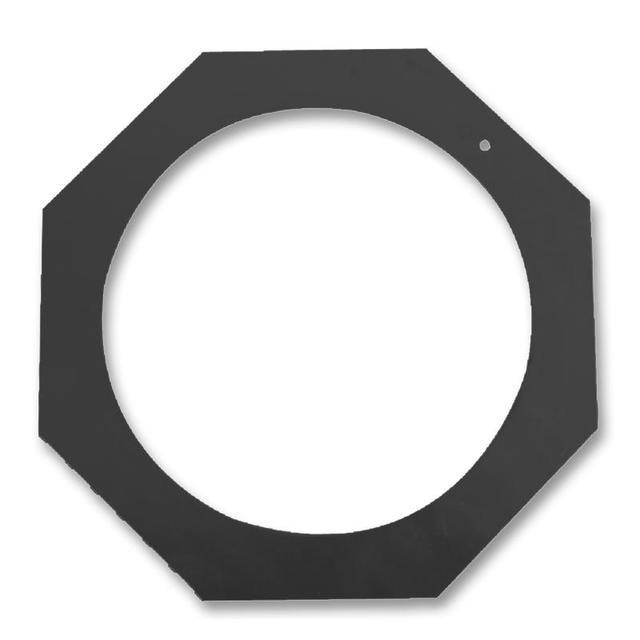 PAR 56 Gel Frame, Long Black
