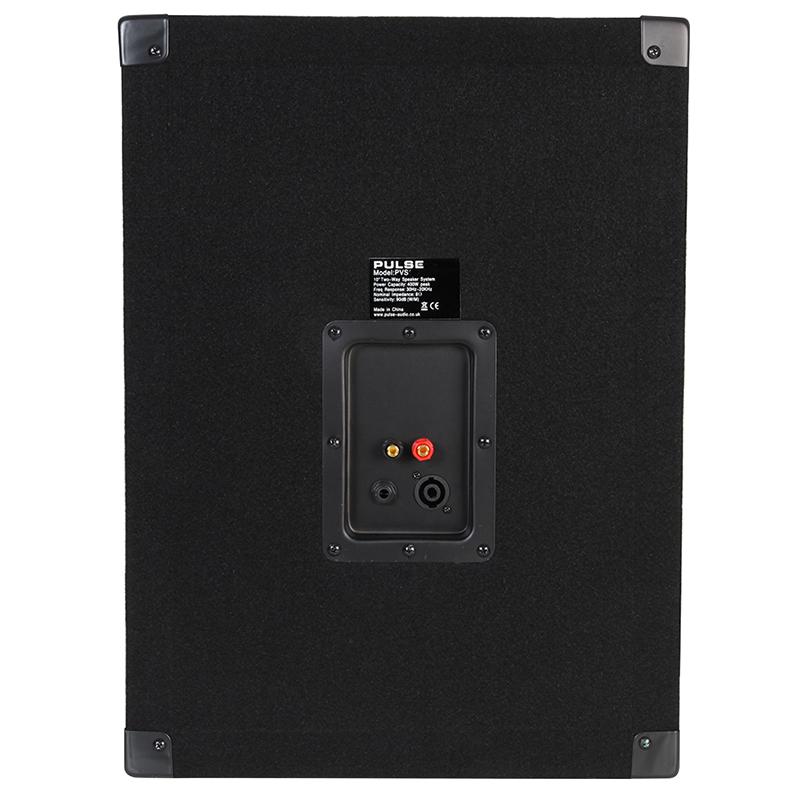 15 inch 200W RMS Passive Disco/PA Speaker Cabinet - Pulse