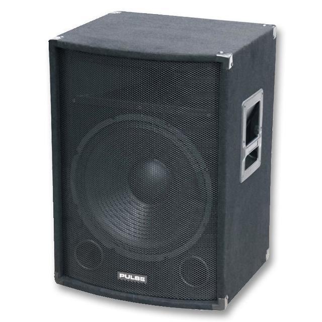 15 inch 200W RMS Passive Disco/PA Speaker Cabinet