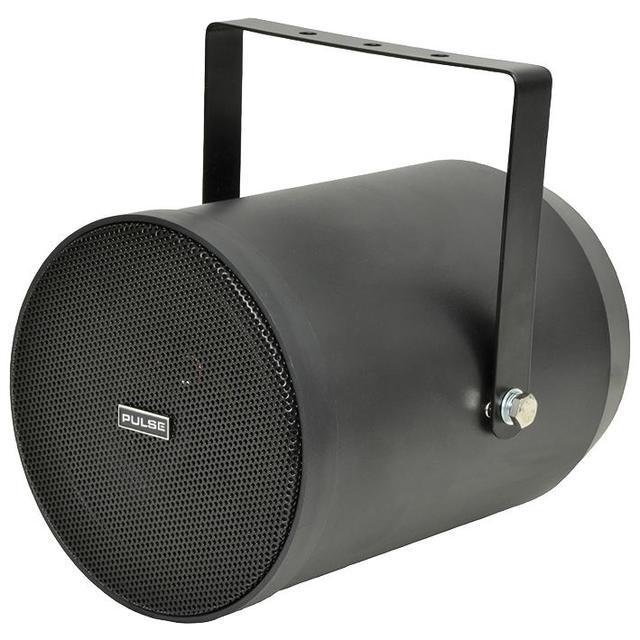 100V Line Projector Speaker, 20W Black