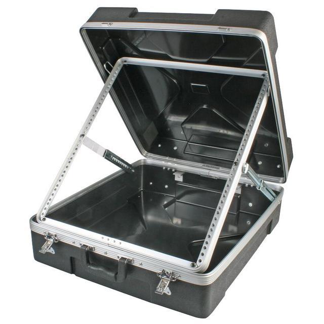 19 inch Rack Mixer Flight Case - 12U