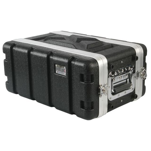 19 inch Rack ABS Flight Case - 4U Short