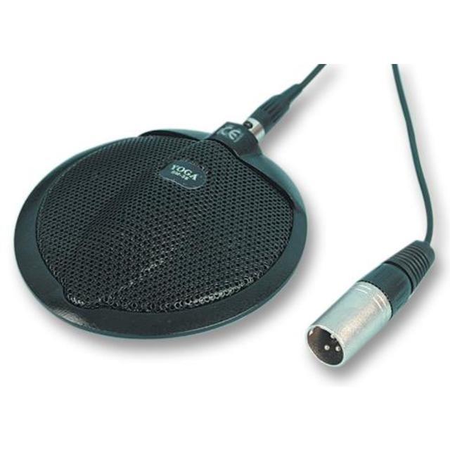 Boundary Condenser Microphone