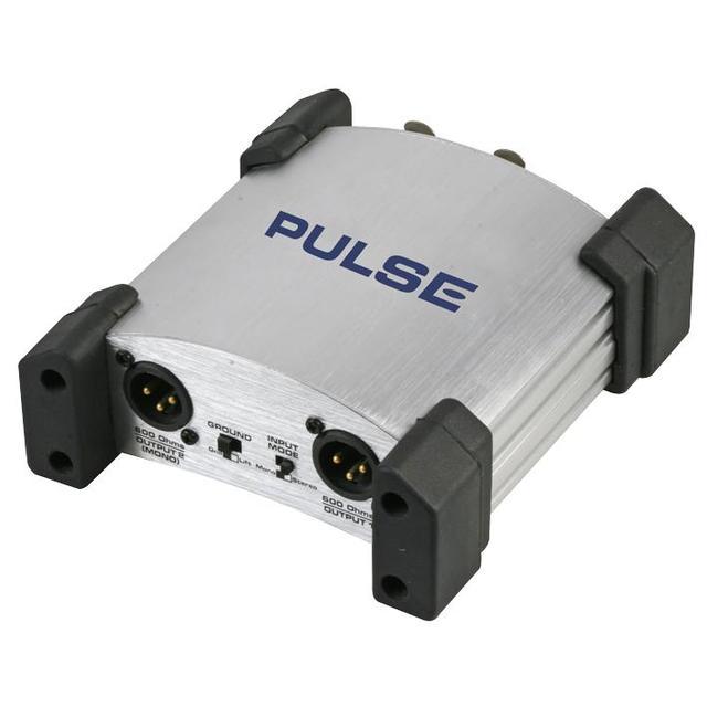 2 Channel Passive DI Box