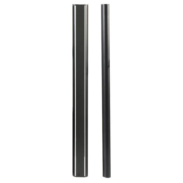 10W Slim Speakers, 8 Ohm Black (Pair)