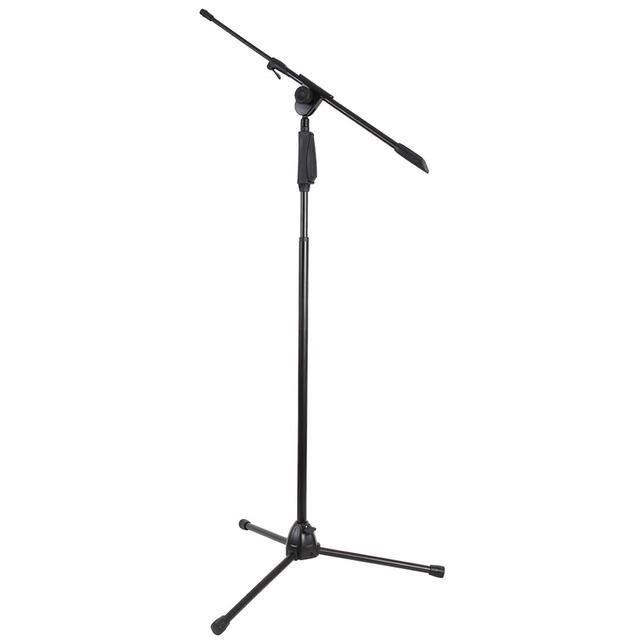 One Handed Microphone Stand With Boom