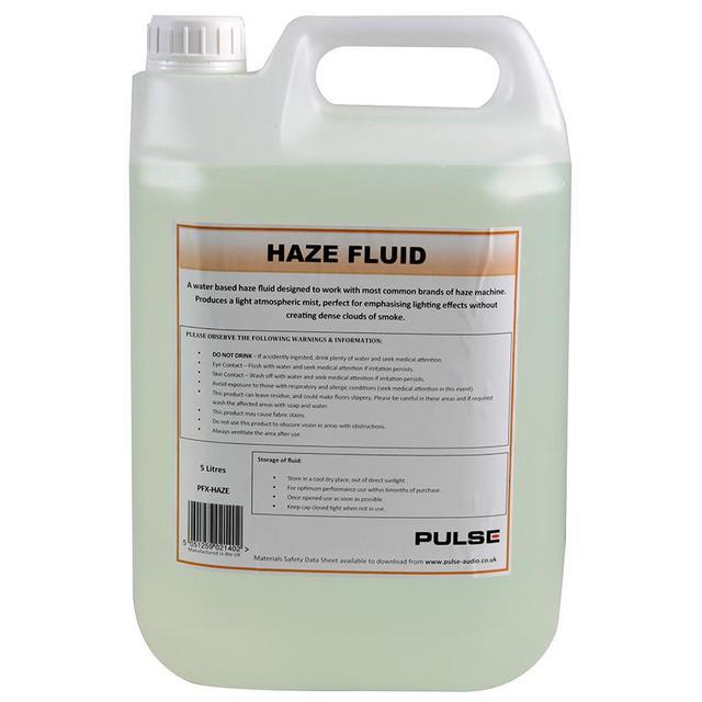 Haze Fluid, 5 Litre