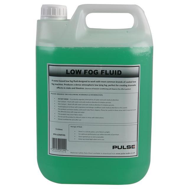 Low Fog Fluid, 5 Litre