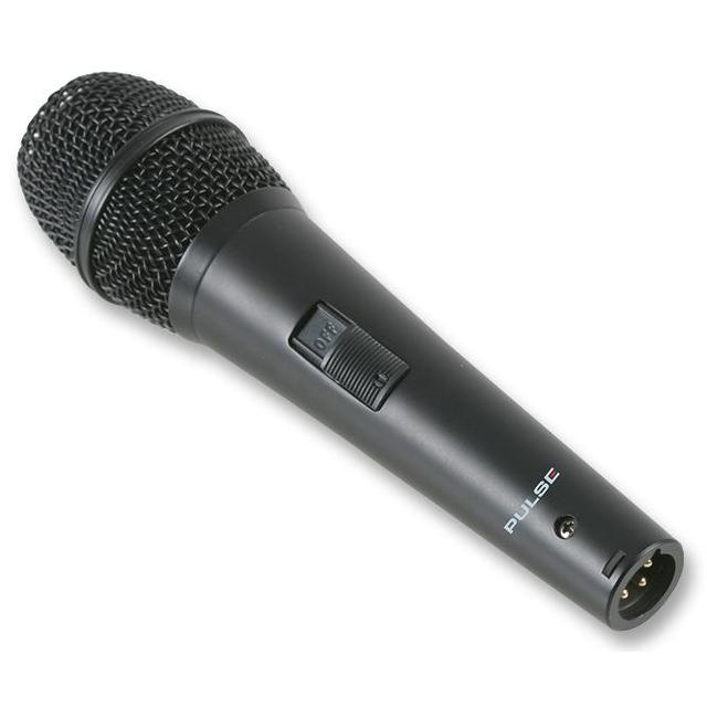 Dynamic Lead Vocal Microphone