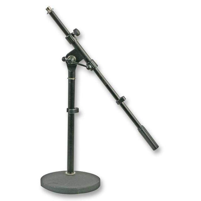 Short Microphone Stand with Boom
