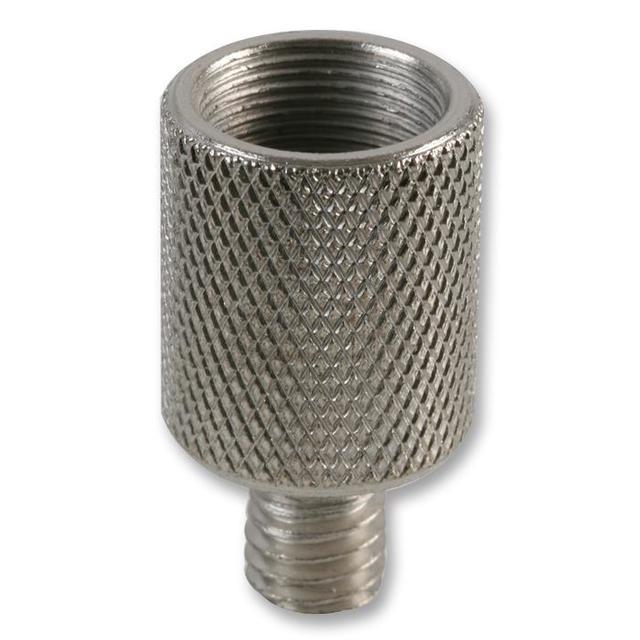 5/8 inch F to 3/8 inch M Microphone Thread Adaptor - Screw On