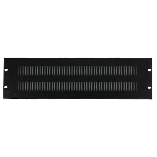 19 inch Rack Vent Panel - 3U