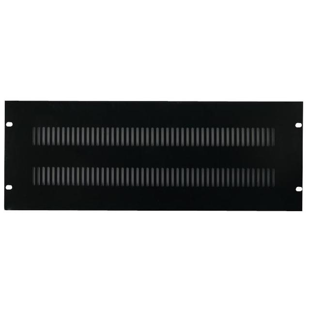 19 inch Rack Vent Panel - 4U