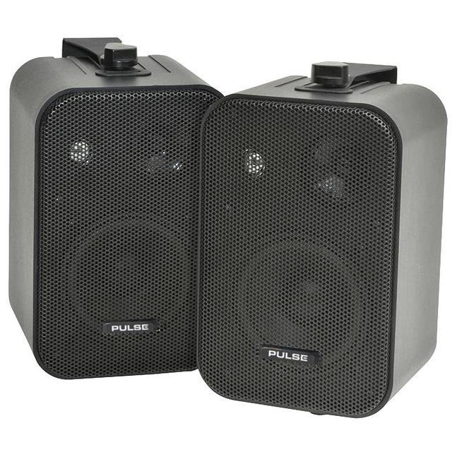30W 4 inch 3 Way 100V Line Background Speakers